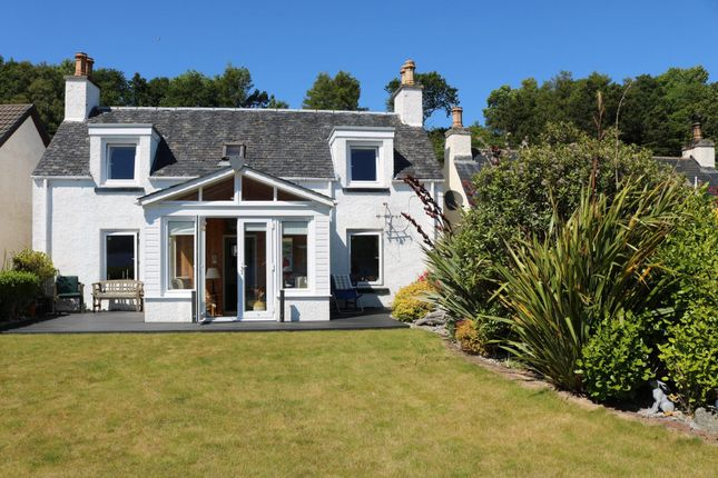 Thumbnail Detached house for sale in Ardaneaskan, Lochcarron
