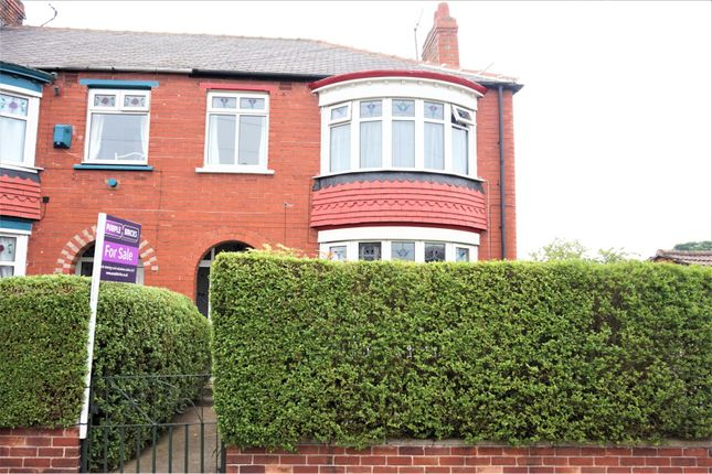 3 bed terraced house for sale in Henley Road, Middlesbrough