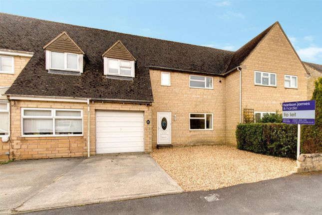 3 bed terraced house to rent in Lamberts Field, Bourton-On-The-Water, Cheltenham