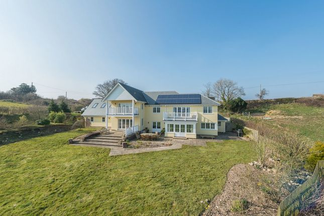5 bedroom detached house for sale in Branscombe, Seaton
