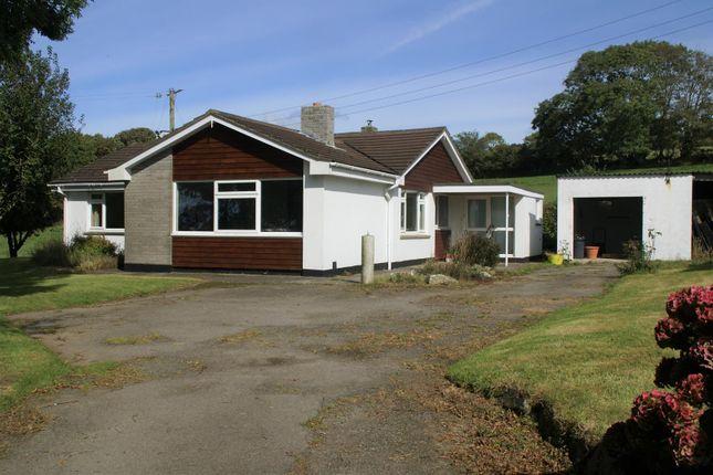 Thumbnail Detached bungalow for sale in Lanteglos, Fowey