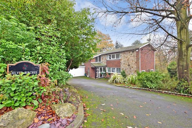 Thumbnail Detached house for sale in Bowesden Lane, Shorne, Gravesend, Kent