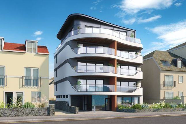 Thumbnail Flat for sale in East Walk, Seaton