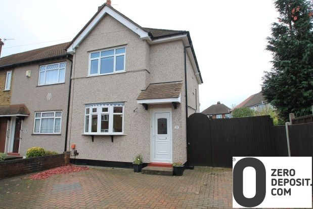 Thumbnail End terrace house to rent in Paston Crescent, Lee