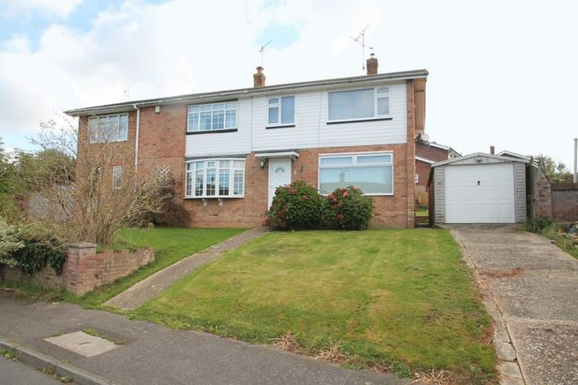 Thumbnail Semi Detached House To Rent In Mount Avenue Yalding Maidstone