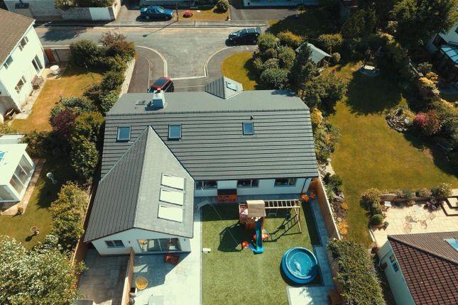 Thumbnail Detached bungalow for sale in Woodland Close, Failand, Bristol