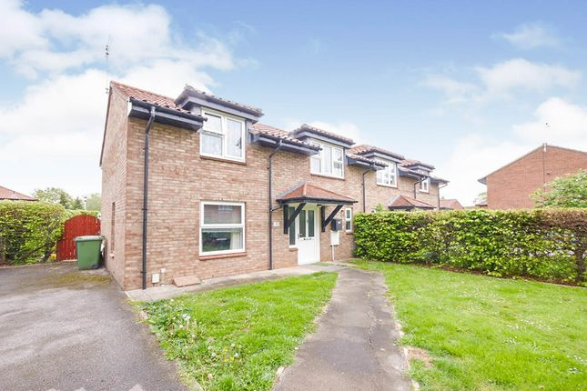 Thumbnail Semi-detached house for sale in Victoria Way, Huntington, York