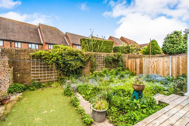 Garden of Jubilee Road, Chichester PO19