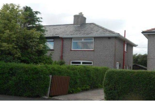 Thumbnail Semi-detached house to rent in Dunedin Road, Eastriggs, Annan