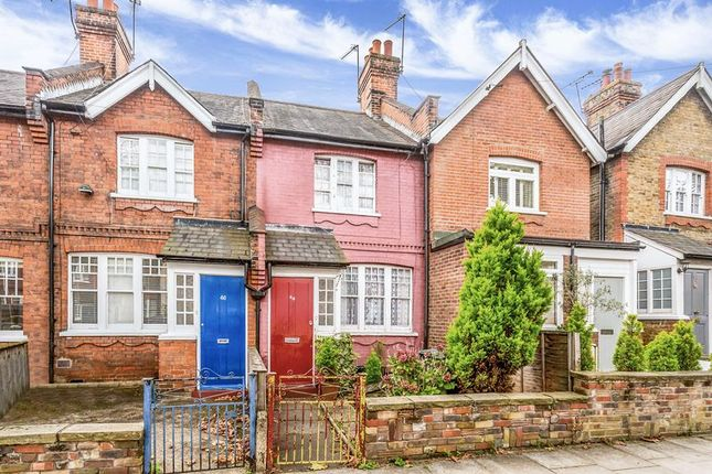Thumbnail Terraced house for sale in Beechwood Road, London