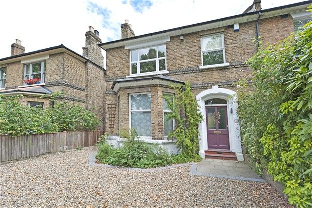 Thumbnail Semi-detached house for sale in Croxted Road, London
