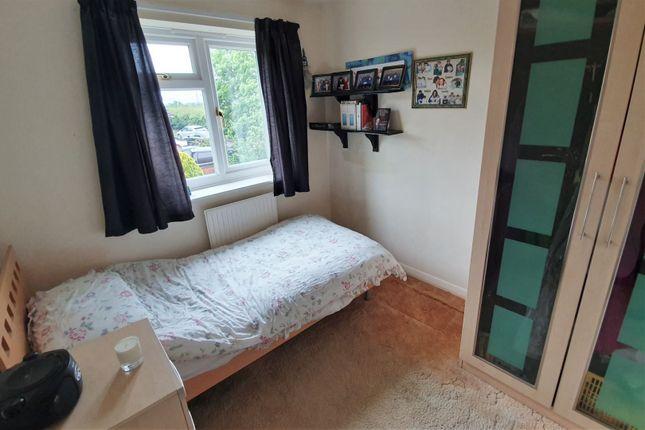 Bedroom of The Huntings, Kirby Muxloe, Leicester LE9