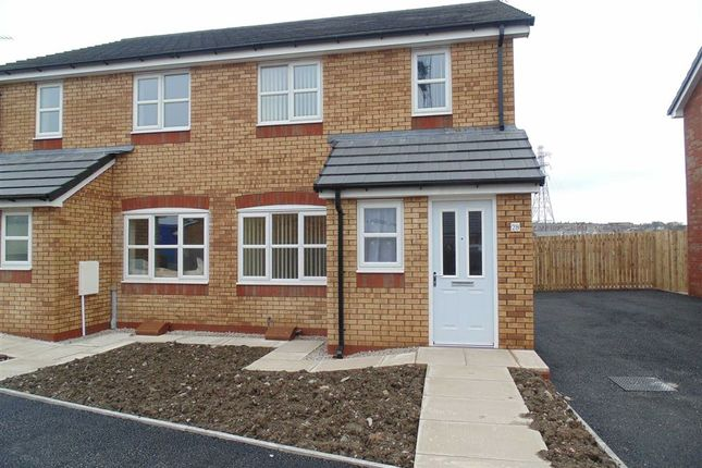Thumbnail Semi-detached house to rent in St James Gardens, Barrow In Furness, Cumbria