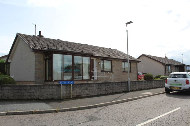 Thumbnail Bungalow to rent in Patey Road, Ellon, Aberdeenshire
