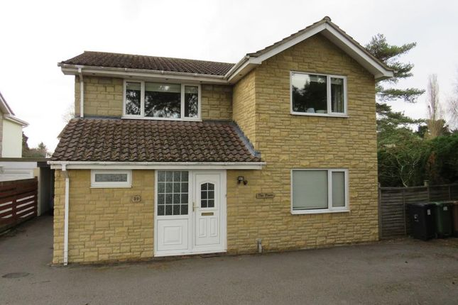 Thumbnail Detached house to rent in New Road, Shillingford, Wallingford