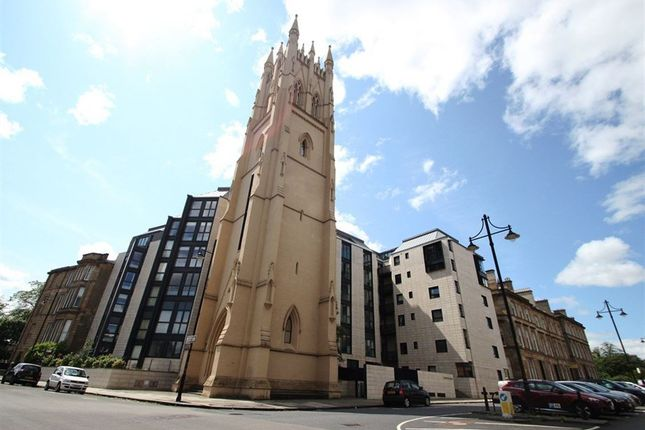 Thumbnail Flat to rent in Park Circus Place, Glasgow
