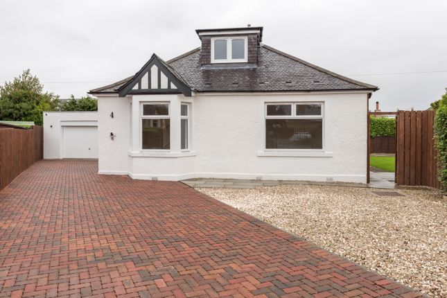 Thumbnail Detached bungalow for sale in House O' Hill Green, Edinburgh