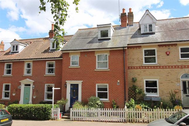 Thumbnail Town house for sale in Mill Lane, Manningtree