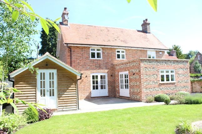 Thumbnail Detached house for sale in Chilton Foliat, Chilton Foliat