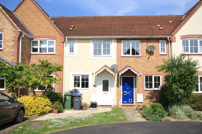 Thumbnail Terraced house to rent in Webbs Court, Lyneham