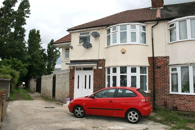 Thumbnail End terrace house for sale in Marlow Gardens, Hayes