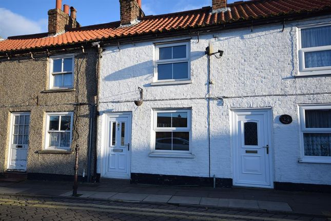 Thumbnail Cottage to rent in Cross Hill, Driffield