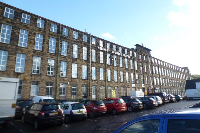 Industrial to let in South Street, Keighley
