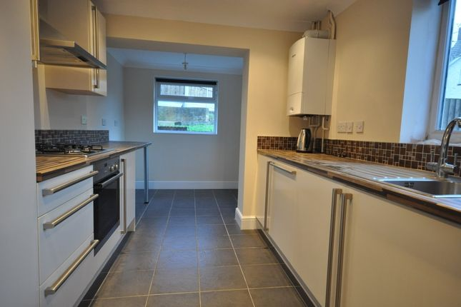 Thumbnail Semi-detached house to rent in Fallowfield, Chatham