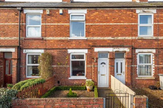 Thumbnail Terraced house to rent in Gale Lane, York