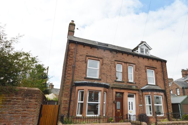 Thumbnail Semi-detached house for sale in Howard Street, Penrith