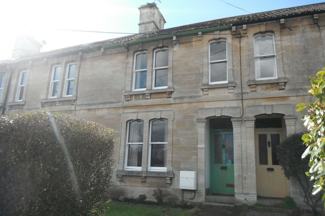 Thumbnail Terraced house to rent in Trowbridge Road, Bradford On Avon