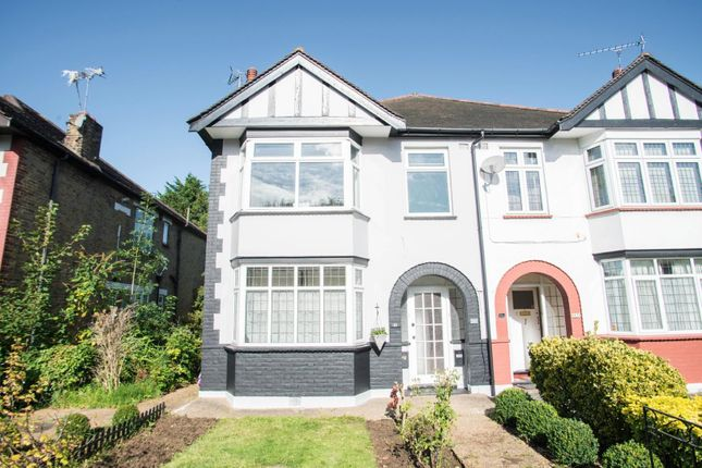 Thumbnail Maisonette for sale in Lodge Avenue, Gidea Park, Romford