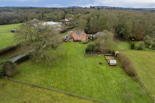 Thumbnail Detached house for sale in Newtown Common, Berkshire