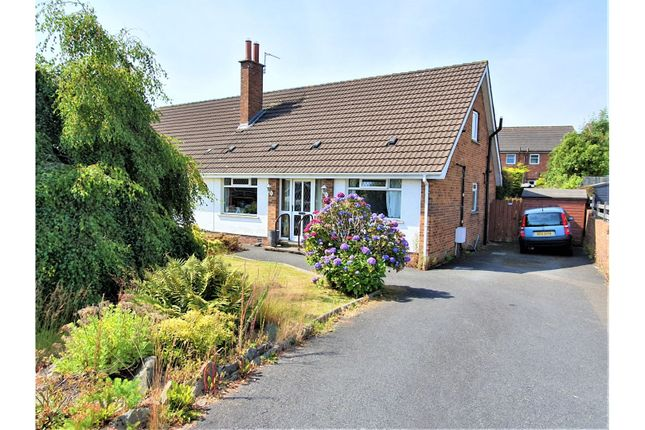 3 bed semi-detached house for sale in Fernlea Park, Bangor BT19