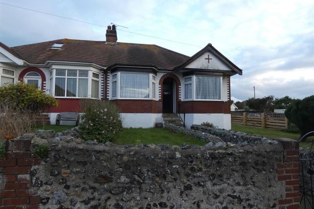 Thumbnail Semi-detached bungalow to rent in Nethercourt Hill, Ramsgate