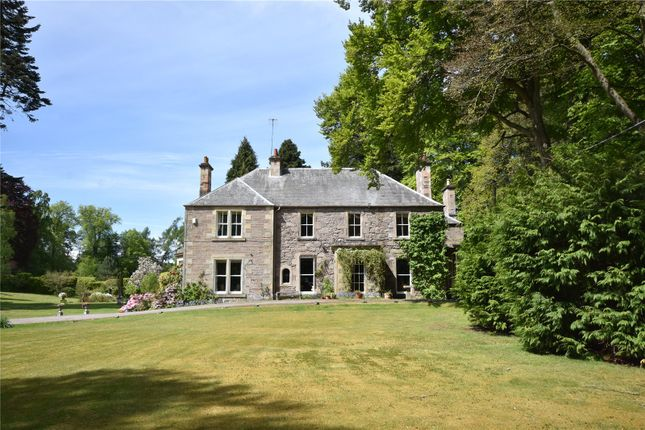 Thumbnail Detached house for sale in Moulinalmond House, Almondbank, Perthshire