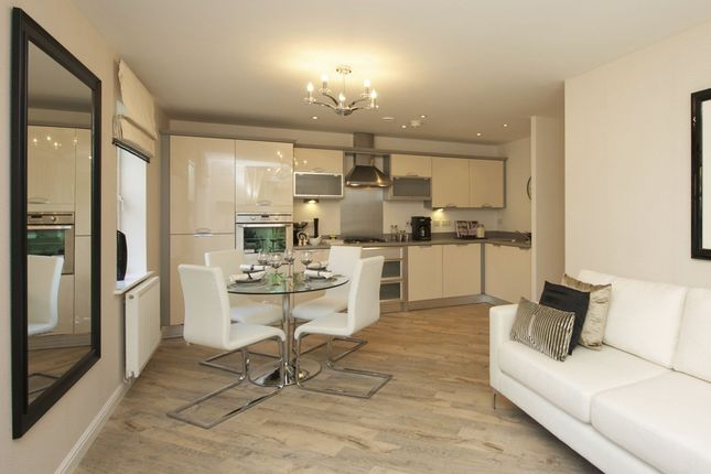 "Thumbnail Flat for sale in ""Wallace"" at Clippens Drive, Edinburgh"