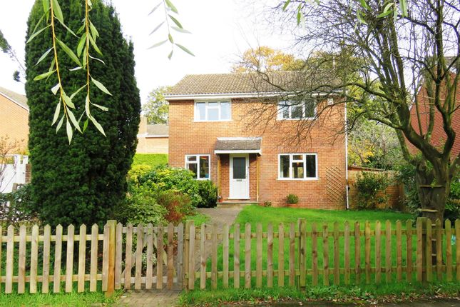 Thumbnail Detached house for sale in Valley Close, Colden Common, Winchester