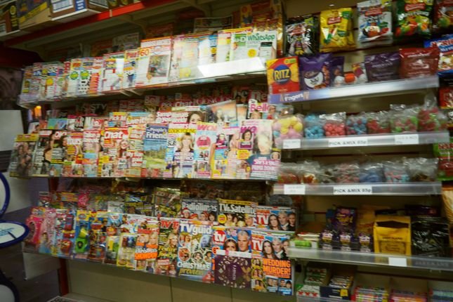 Photo 1 of Counter Newsagents DL1, County Durham