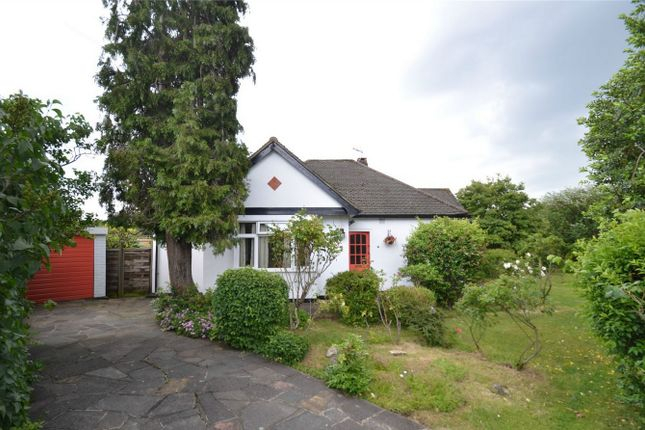 Thumbnail Detached bungalow for sale in The Glade, Shirley, Croydon, Surrey