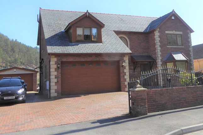Thumbnail Detached house for sale in Brytwn Road, Cymmer, Port Talbot, Neath Port Talbot.