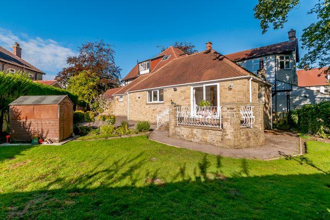Thumbnail Detached bungalow for sale in Langcliffe Avenue East, Harrogate