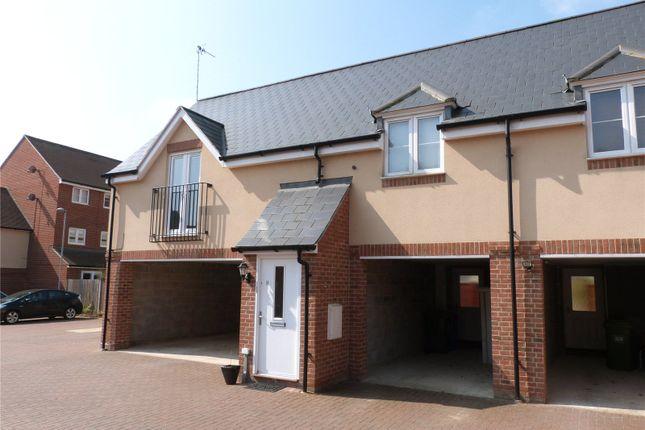 Thumbnail Maisonette to rent in Blackcap Lane, Bracknell, Berkshire