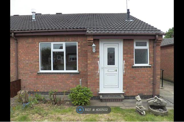 Thumbnail Bungalow to rent in Wykeham Close, Bridlington