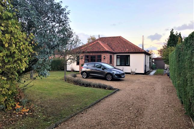 Thumbnail Detached bungalow for sale in Judith Avenue, Knodishall, Saxmundham