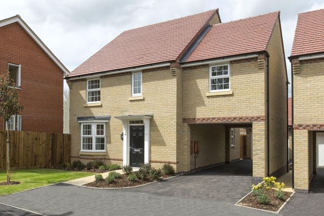 "Thumbnail Detached house for sale in ""Hurst"" at Bearscroft Lane, London Road, Godmanchester, Huntingdon"