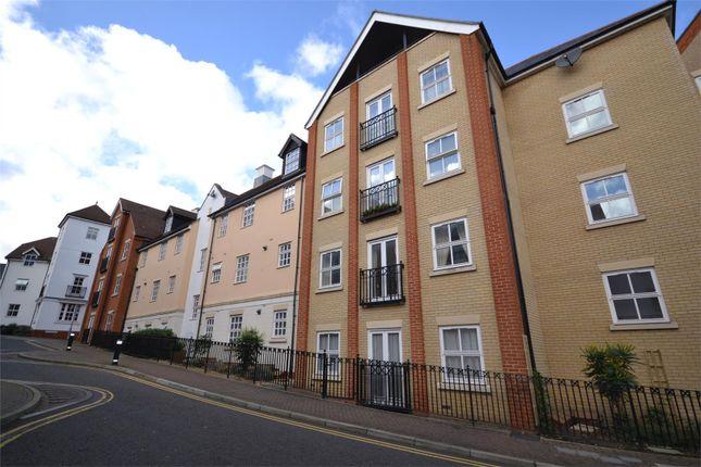 Thumbnail Maisonette to rent in Henry Laver Court, Colchester