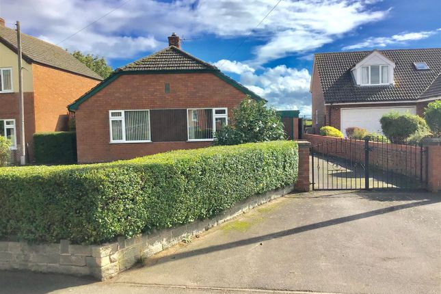 Thumbnail Bungalow for sale in Chez Nous, Waters Upton, Telford
