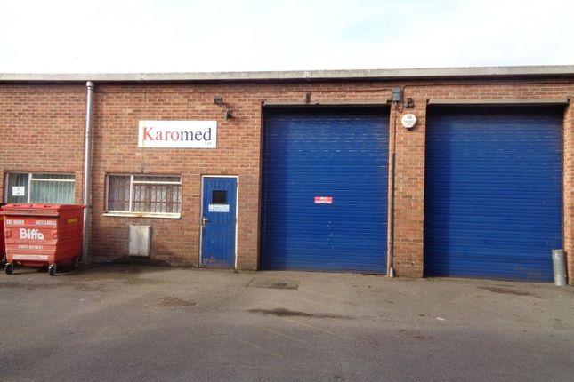 Thumbnail Light industrial to let in Bartlett Park, Millfield, Chard, Somerset