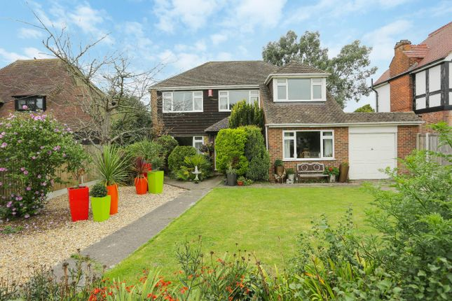 Thumbnail Detached house for sale in Ramsgate Road, Broadstairs